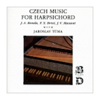 Czech Music for Harpsichord