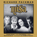 Missa - Richard Pachman CD