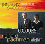 Richard Pachman - Colours