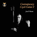 CONTEMPORARY CZECH GUITAR 2 - JOSEF MAZAN